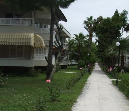 Sirma Hotel: Anlage der Apartments