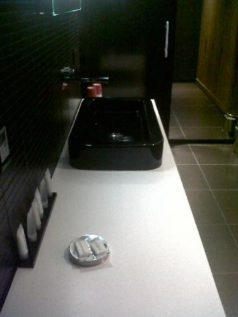 Carbon Hotel - Different Hotels: Sink