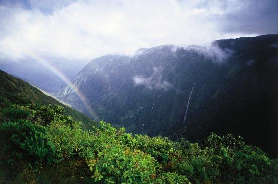 Molokai, HI: Halawa Valley