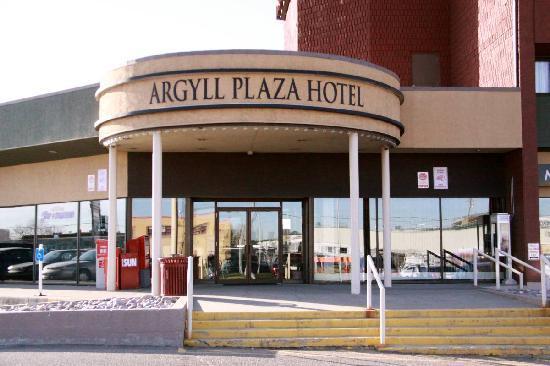 Argyll Plaza Hotel
