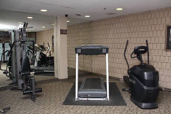 Argyll Plaza Hotel: Fitness Room