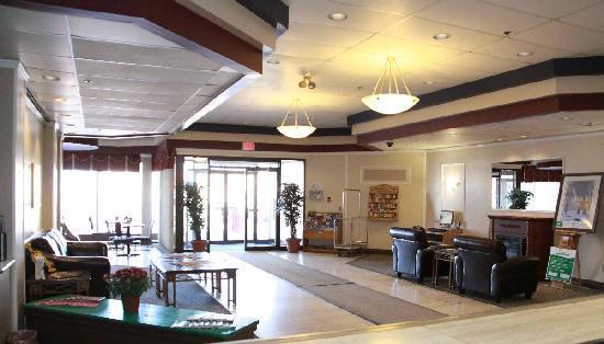 Argyll Plaza Hotel: Hotel Lobby