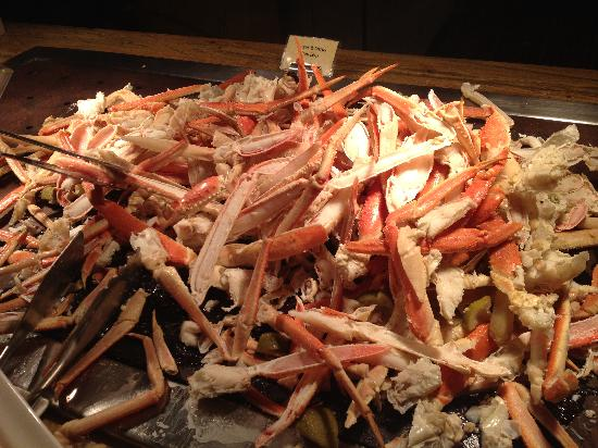 argosy casino all you can eat crab legs