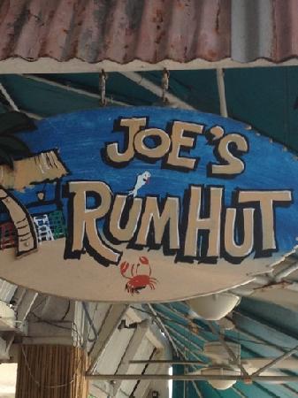 Joe's Rum Hut