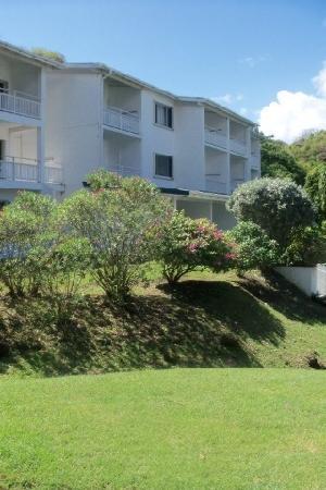 Siesta Hotel: hotel grounds