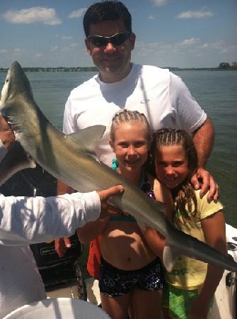 Marsh Tacky Sportfishing: Family Fun!