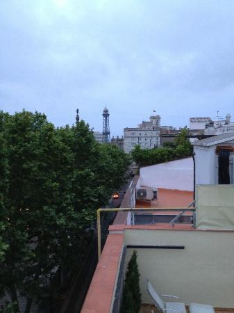 Hotel Arc La Rambla: Las Ramblas
