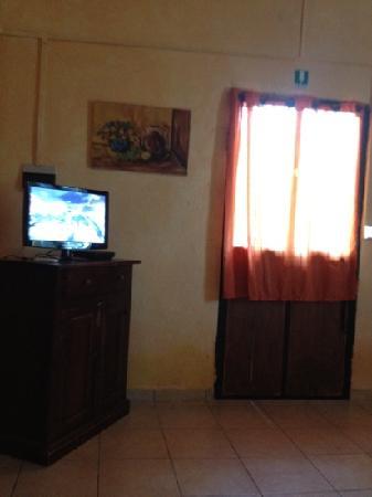 Al Casolare: soggiorno