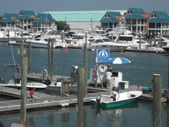 Dockside Restaurant: Dockside