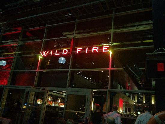 Wildfire Restaurant Sydney: Entrance