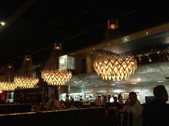 Chandeliers were impressive picture of wildfire restaurant sydney wildfire restaurant sydney chandeliers were impressive aloadofball Choice Image