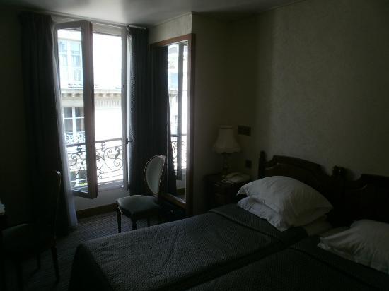 Hotel Saint Christophe: Room 55