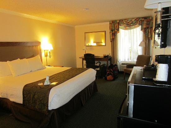 Best Western Airport Albuquerque InnSuites Hotel & Suites: Room - Best Western Airport Albuquerque InnSuites Hotel