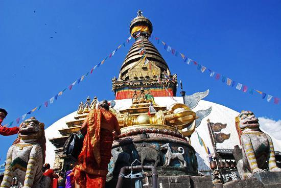 Ghale Treks - Private Day Tours: Swayambhunath Monkey Temple