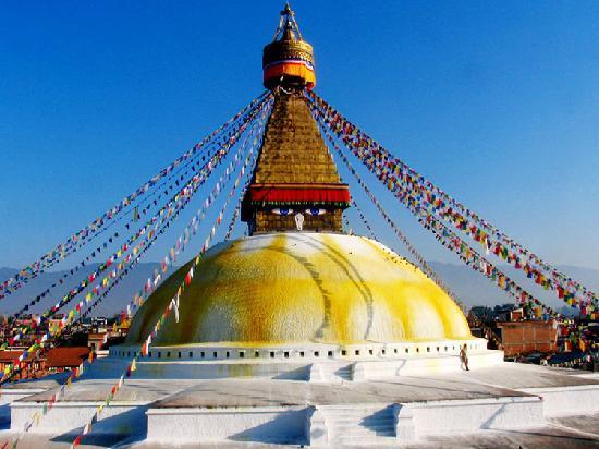 Ghale Treks - Private Day Tours: Bouddhanath Stupa