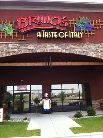 Brunos Taste Of Italy Billings Menu Prices Restaurant Reviews
