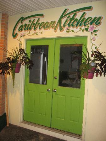 Caribbean Motel: Caribbean Kitchen