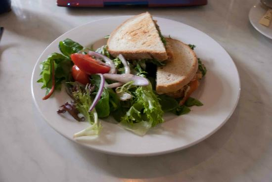 The Secret Garden Cafe: A nice secret lunch