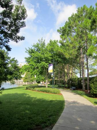 Shaded Walkways Picture Of Crane S Roost Park Altamonte Springs