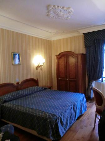 Leonardi Sistina Hotel: Room