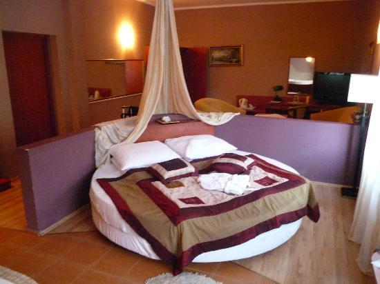 Centrum Ulan SPA: Circular Bed