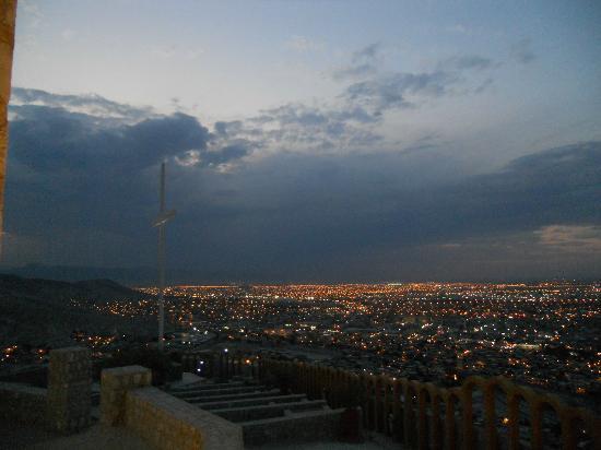 Christ of the Noas : overlooking Torreon