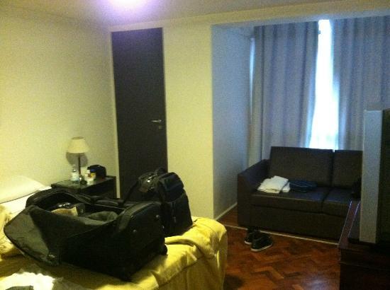 โรงแรมวิลลาจโกบูติเคว: Master Bedroom