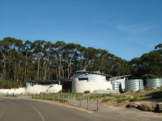 The Chase Cafe : FLINDERS CHASE VISITOR CENTRE