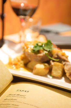 Vangionis Trattoria and Bar: Tasty fresh food
