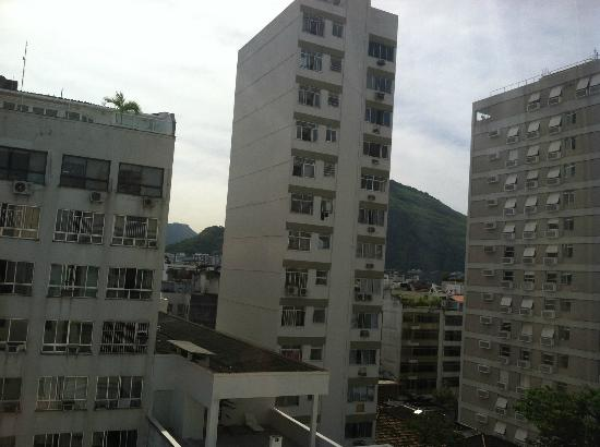Hotel San Marco Ipanema: View from Room