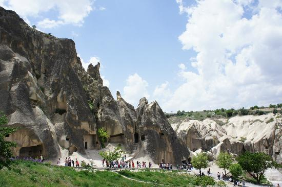 Cappadocia Cave Dwellings: Caves at Pigeon Valley