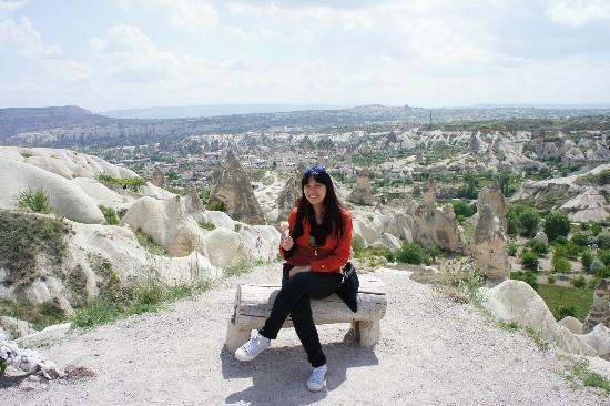 Cappadocia Cave Dwellings : Pigeon Valley