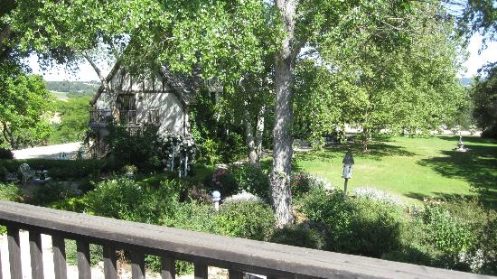 Orchard Hill Farm Bed & Breakfast: grounds