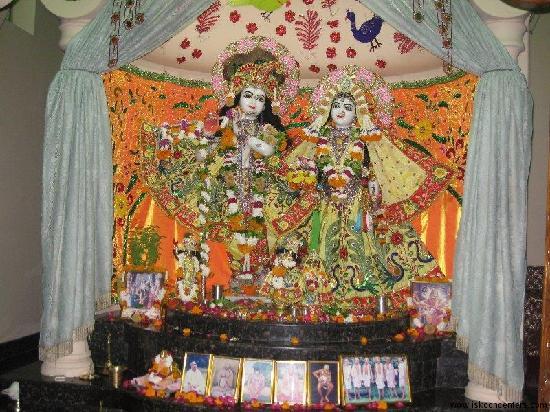 ISKCON Allahabad Sri Sri Radha Venimadhav Temple