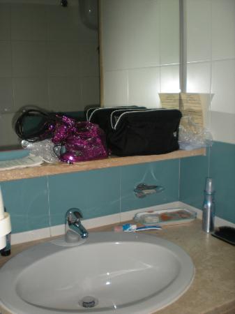 Club Hotel Torre Moresca: bagno