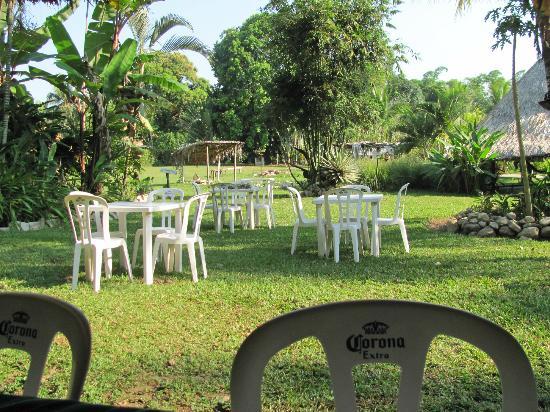 Cabanas Safari: Lovely grounds