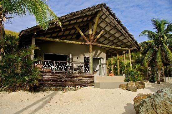 Tadrai Island Resort : Our Villa No.2