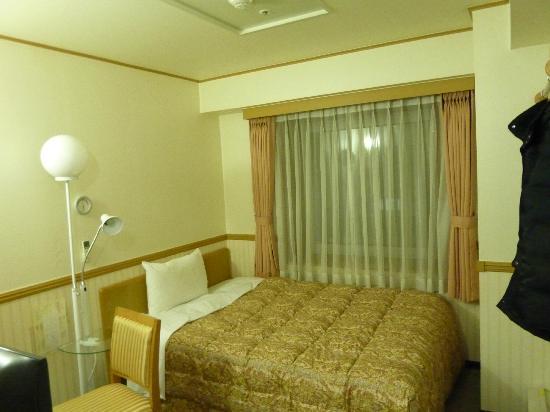 Toyoko Inn Busan No.1: The bed