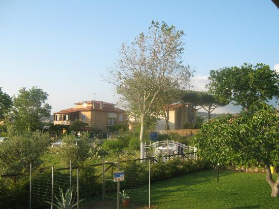 I Papaveri : View from terrace