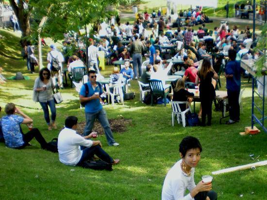McGill University : Joined school's festival