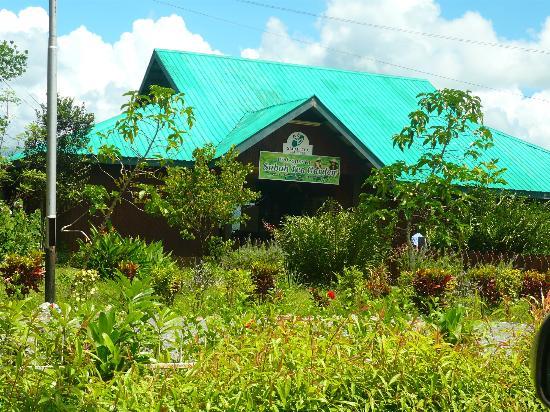 Sabah Tea Garden: Tea Gardens Restaurant
