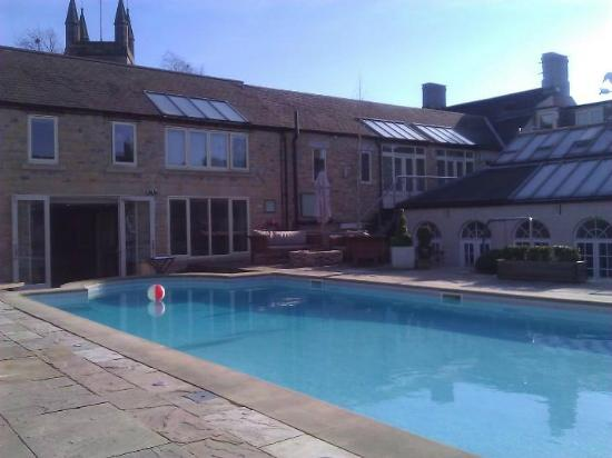 Feversham Arms Hotel & Verbena Spa: the outdoor pool