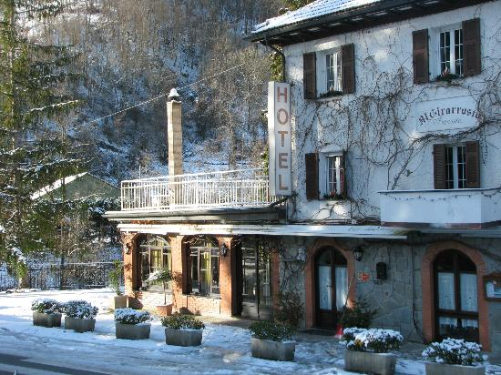 Hotel Due Ponti: in winter