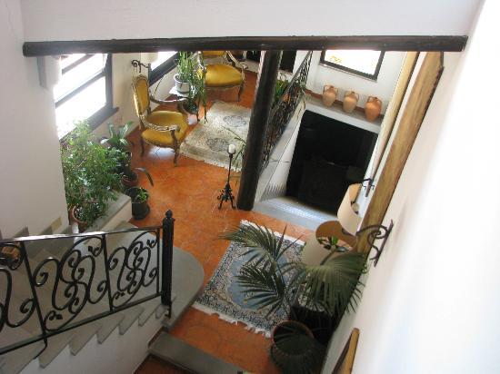 Hotel Due Ponti: interior