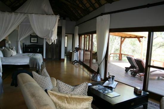 Lion Sands - Tinga Lodge: Room 7