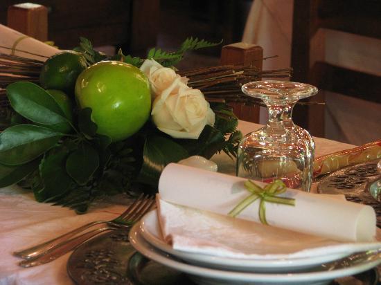 Hotel Due Ponti : wedding decoration
