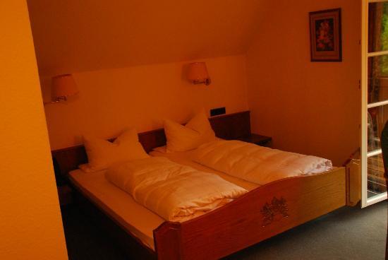 Landhotel Hirschen: kamer in het hotel