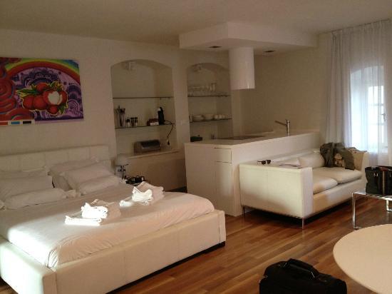 Divota Apartment Hotel: Apartment