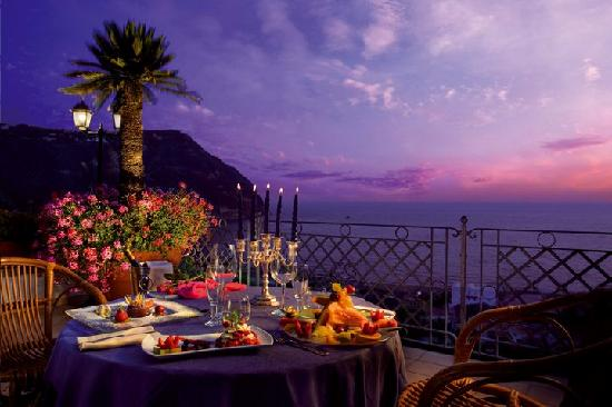 Sorriso Thermae Resort & Spa: Cena Romantica Ristorante Oasis