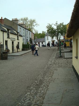 Bunratty castle traditional irish night
